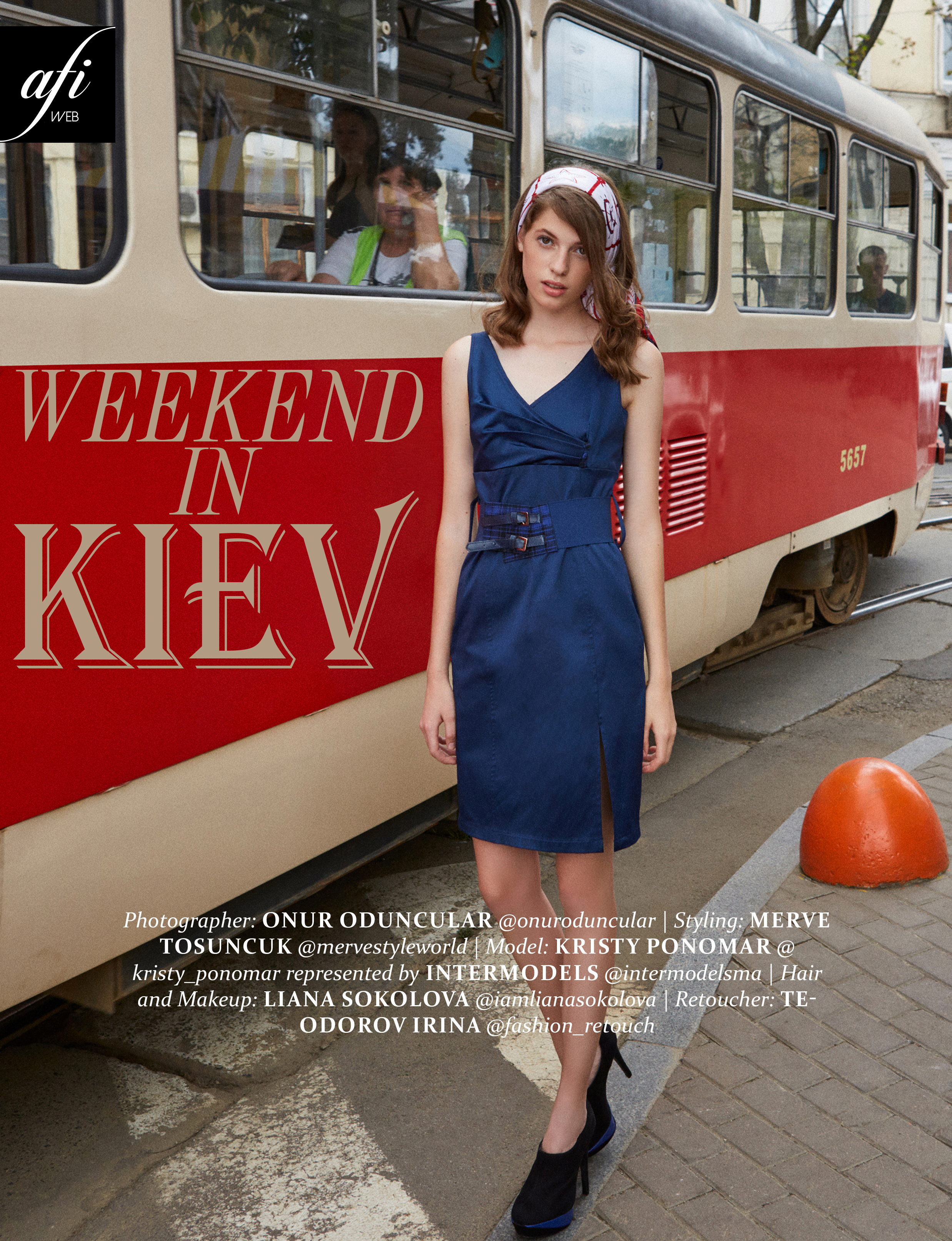 weekend in kiev